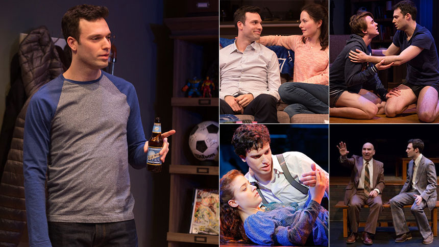 Jake Epstein Takes On Seven Questions About Straight, Jag...