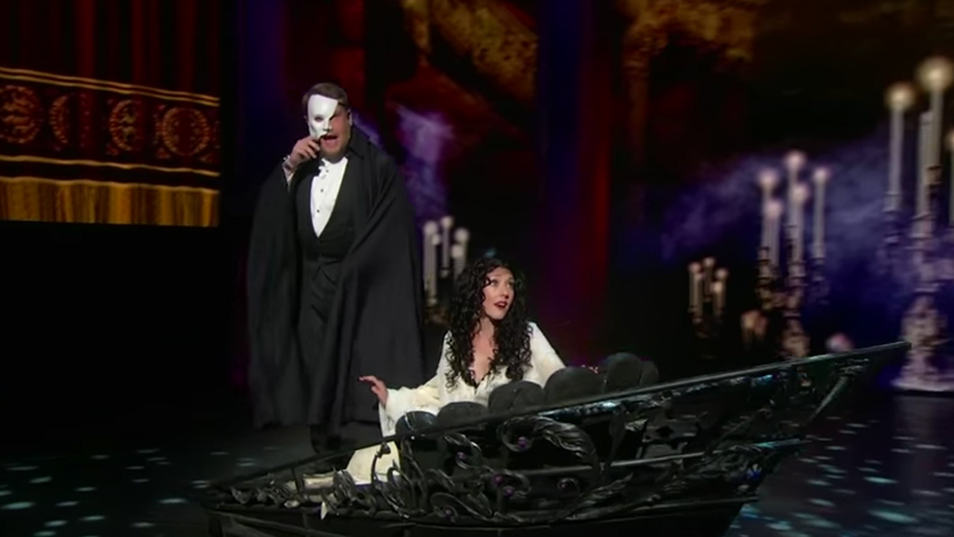 Hot Clip of the Day: James Corden's Tony Awards Opening N...