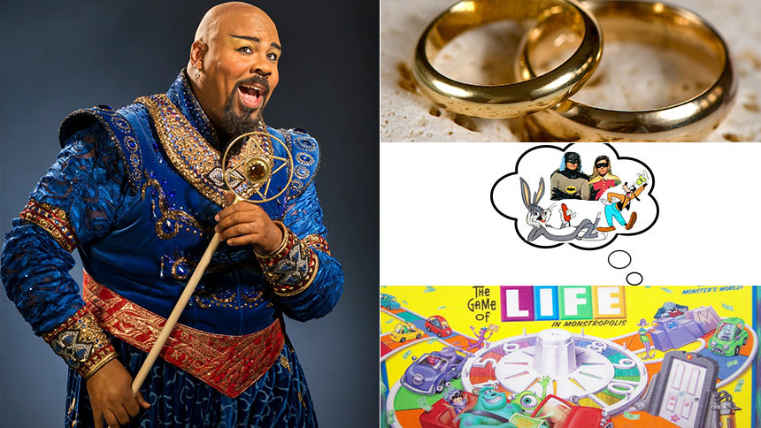 Aladdin's James Monroe Iglehart Shares The Three Magical ...
