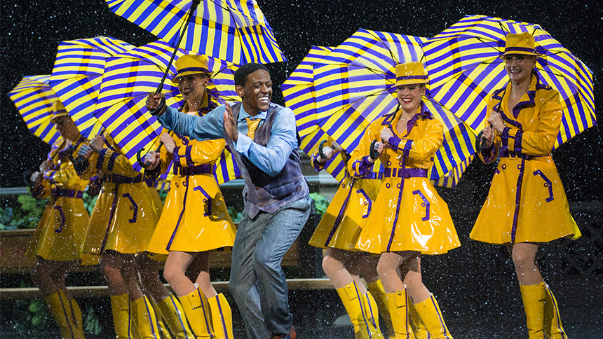 Five Burning Questions with New York Spring Spectacular S...