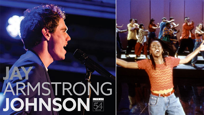 Jay Armstrong Johnson Live Feinstein's/54 Below Album Is ...