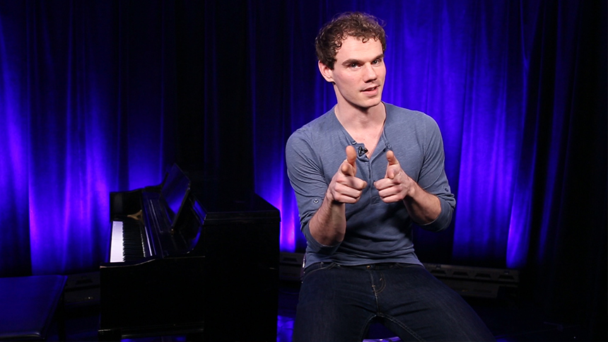Broadway Bucket List: Watch Jay Armstrong Johnson Sing Th...