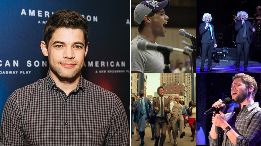American Son Tony Nominee Jeremy Jordan Shares The Storie...