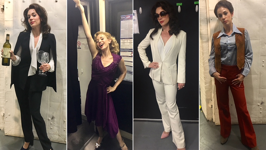 Disco Diva! Jessica Rush Serves You '70s Style Icon as Jo...