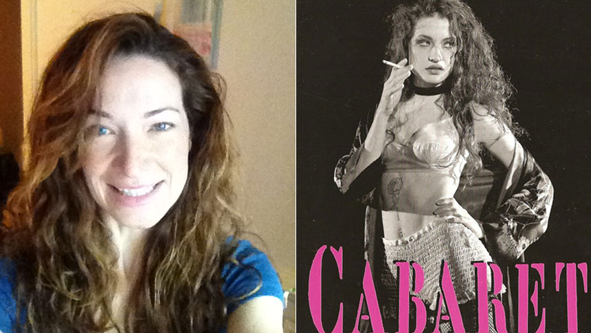 Meet Your New Crush: Cabaret Dancer Jessica Pariseau