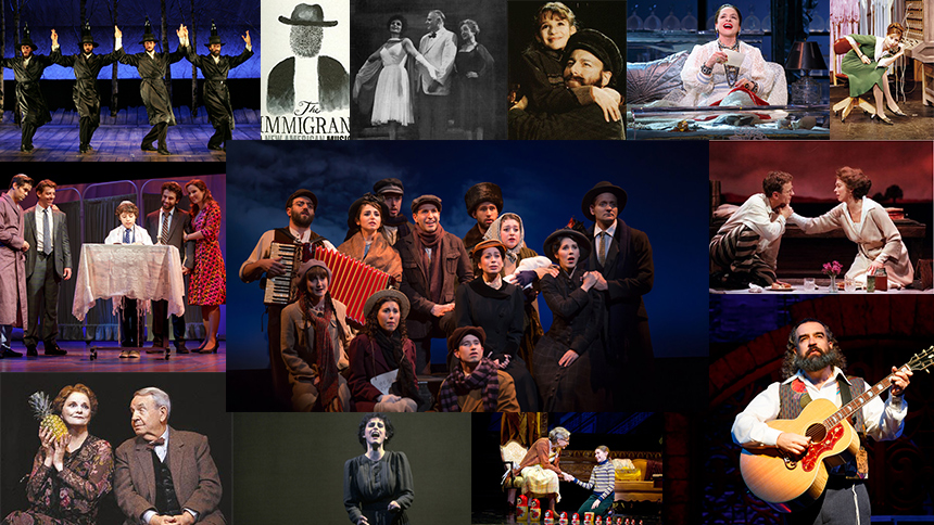 A Look Back at Musicals That Illuminate the Jewish Experi...