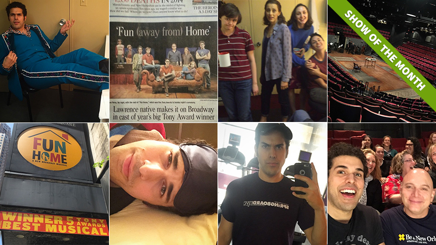 Photo & Video Roundup! See What Happens When Fun Home Fu...