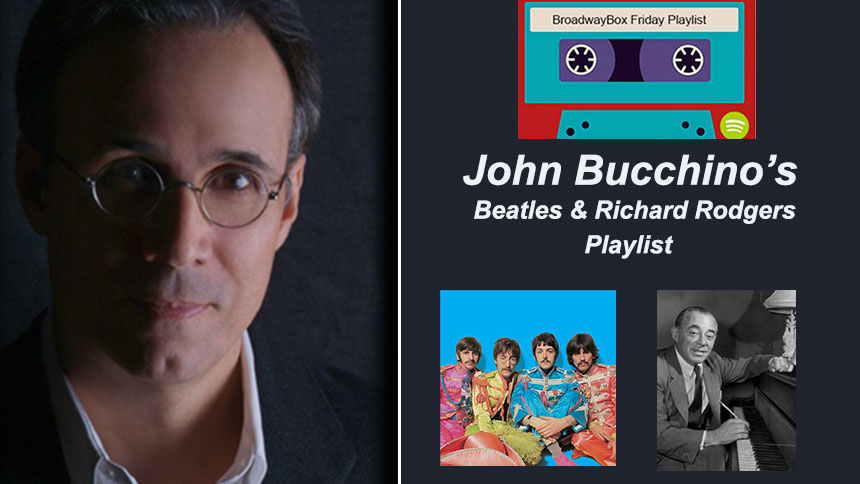 Friday Playlist: John Bucchino Swirls Together The Beatle...