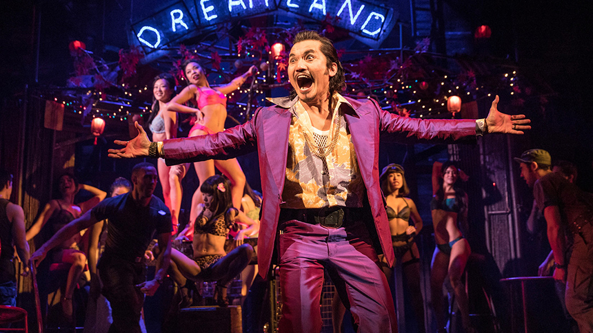 Miss Saigon Olivier Nominee Jon Jon Briones Reveals How H...