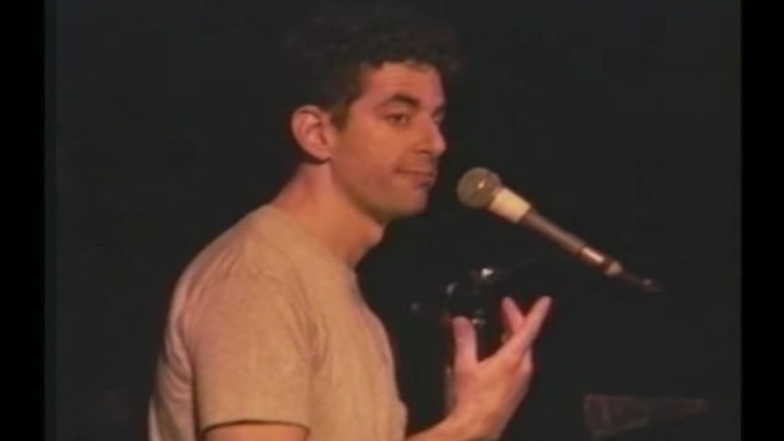 "Hot Clip of the Day: Jonathan Larson Performs ""Johnny Can..."