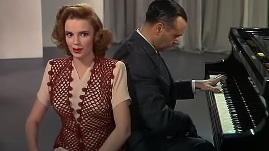 Hot Clip of the Day: Judy Garland Is Jumpin' Jumpin'  at ...
