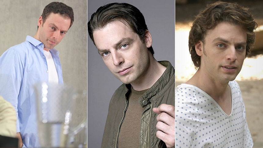 The Invisible Hand Star Justin Kirk Reflects on Angels & ...