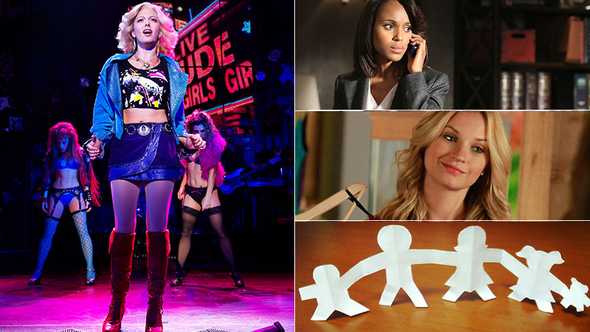 Idol Worship: Rock of Ages' Kate Rockwell Shares Three Mu...