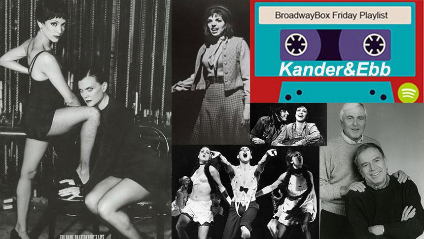 Friday Playlist: Celebrate John Kander's Birthday with th...