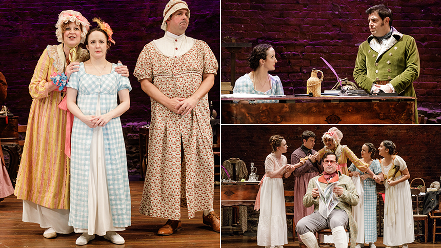 Five Burning Questions with Pride and Prejudice Star & Cr...