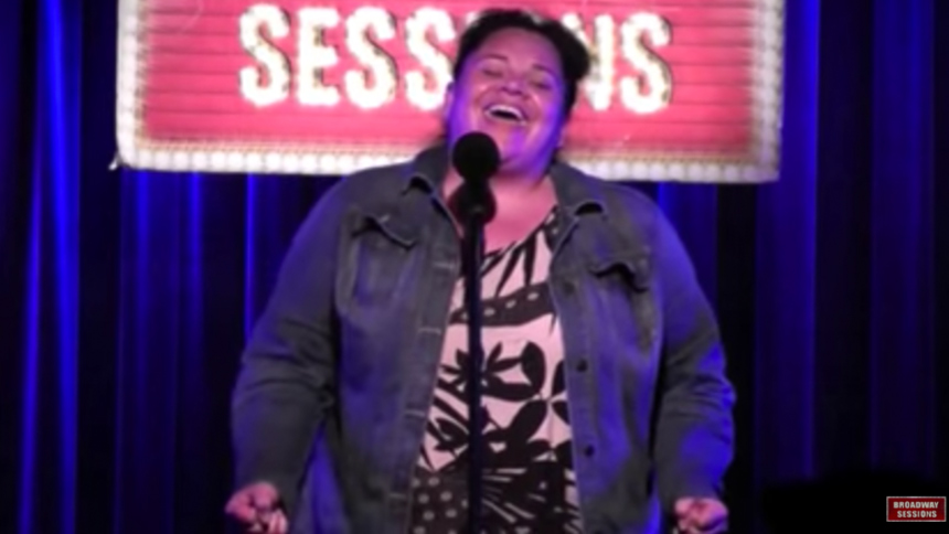 "Hot Clip of the Day: Keala Settle Singing JRB's ""Hear My ..."