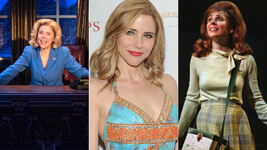 Clinton The Musical Leading Lady Kerry Butler Reveals How...