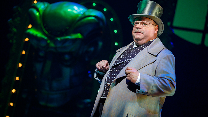 Five Burning Questions with Wicked Star Kevin Chamberlin
