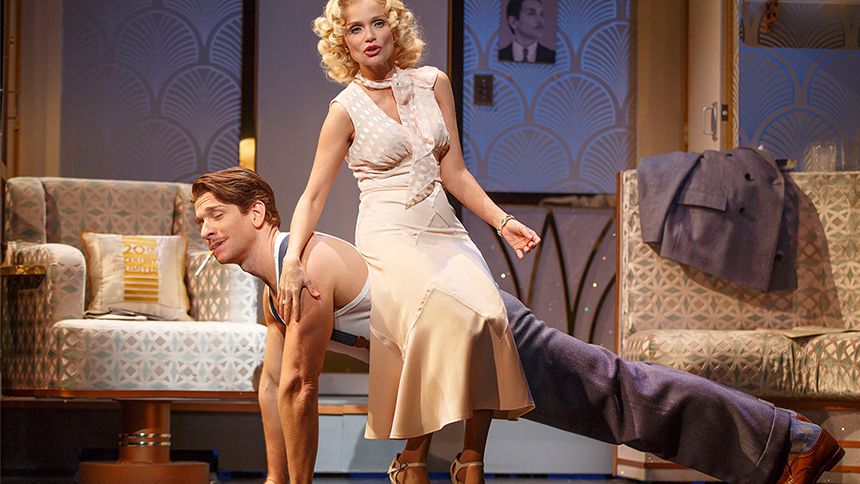 14 GIFS of Kristin Chenoweth in On the 20th Century Perfe...