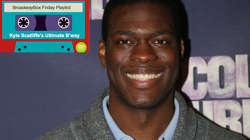 Friday Playlist: The Color Purple Star Kyle Scatliffe's U...