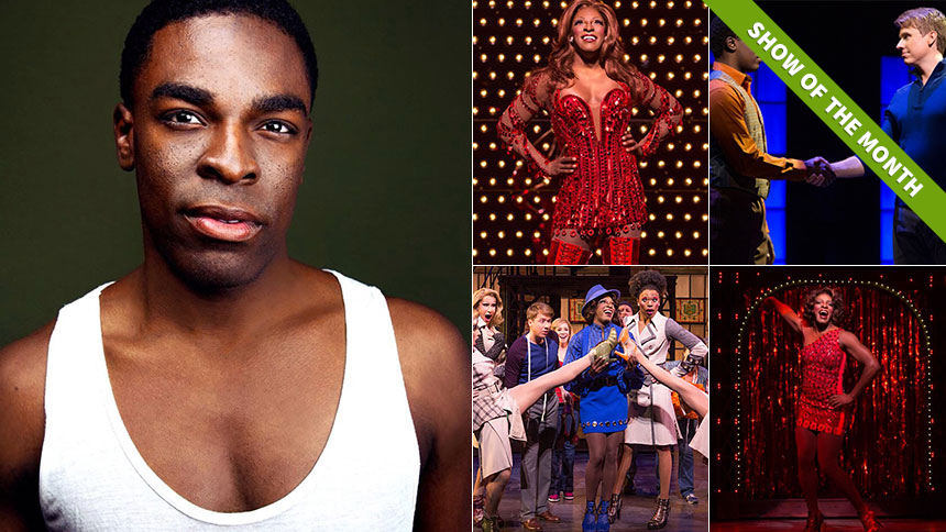 It's Time to Obsess Over Kinky Boots' New Star Kyle Taylo...