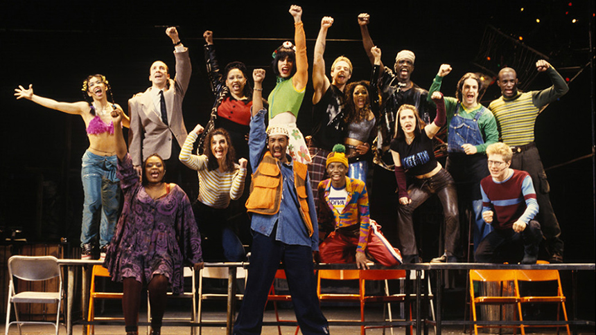 All Those References in Rent's 'La Vie Boheme' That We've...