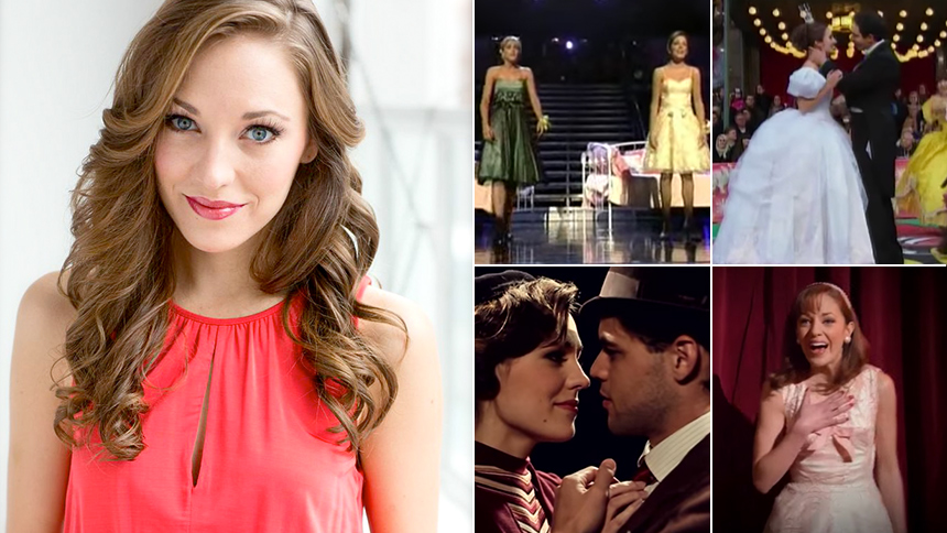 Tony Nominee Laura Osnes Shares the Secrets Behind Five E...
