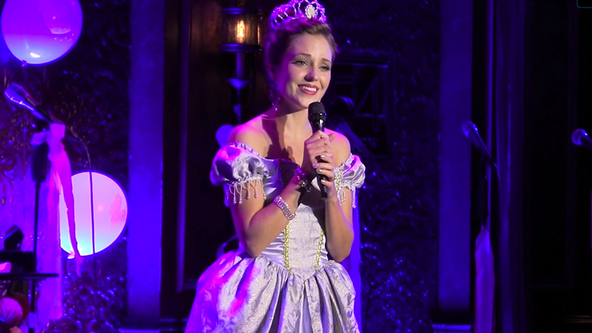 Did You Miss Laura Osnes' Broadway Princess Party? Well Y...