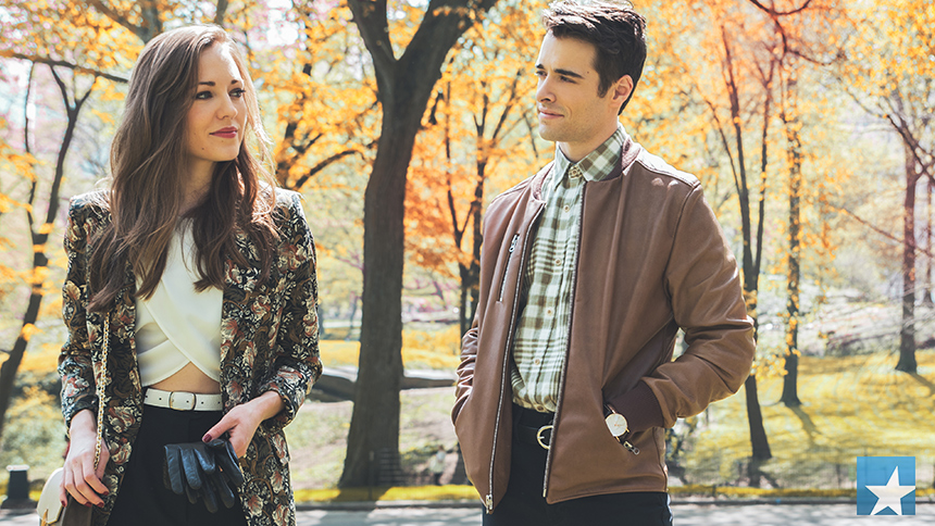 Bandstand Stars Laura Osnes & Corey Cott Give Us A  Fresh...