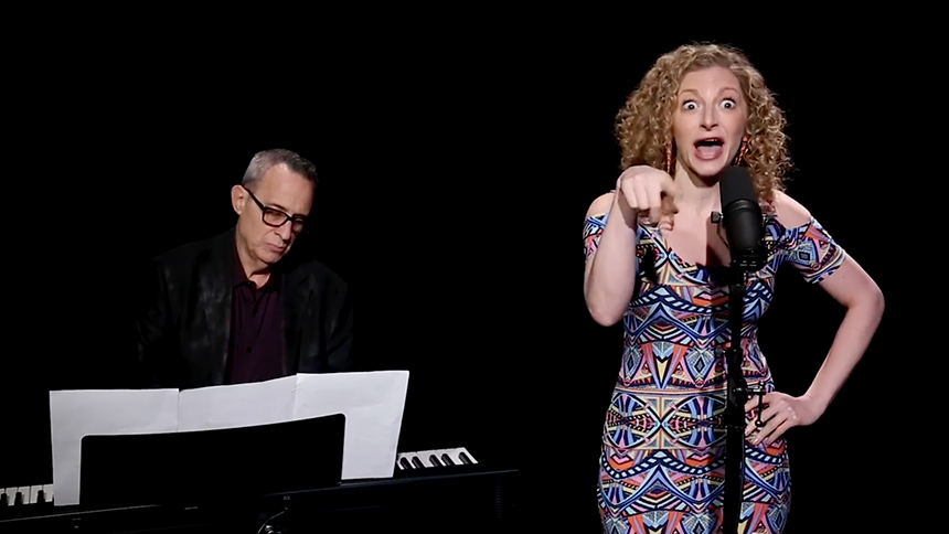 Broadway Unplugged: Desperate Measures Star Lauren Molina...