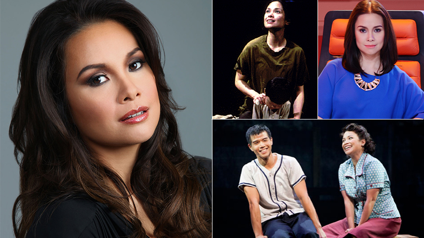 Five Burning Questions with Tony Award Winner Lea Salonga