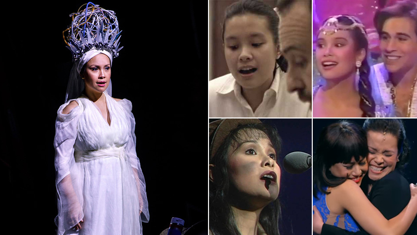 Once On This Island Star Lea Salonga Reveals the Stories ...