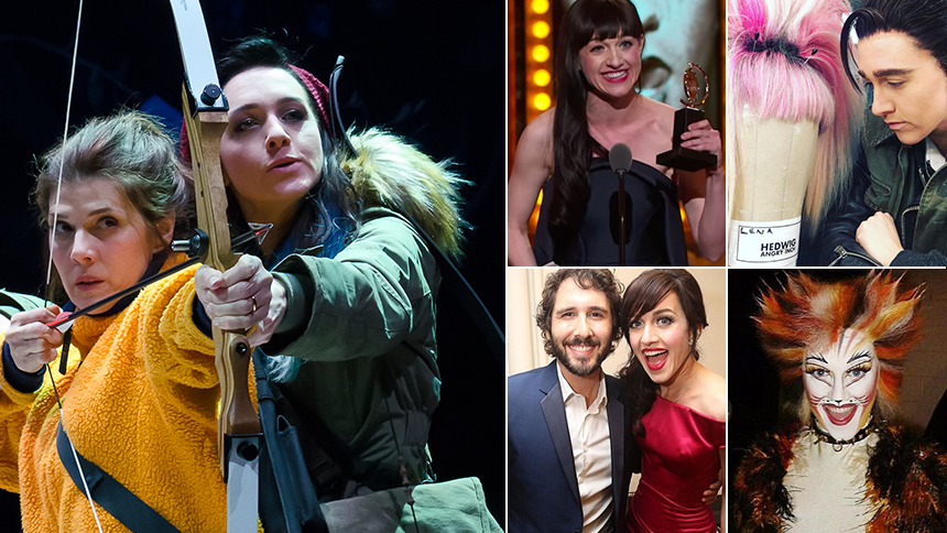Lena Hall Takes On Seven Questions About Hedwig, Groban, ...