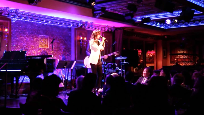 Hot Clip of the Day: Hedwig Tony Winner Lena Hall Sings '...