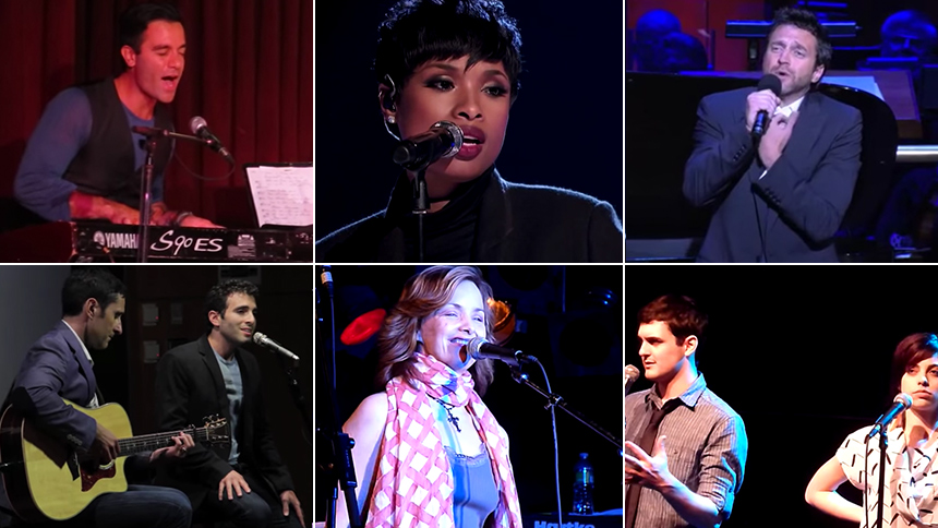 "10 Broadway Covers of Leonard Cohen's ""Hallelujah"""