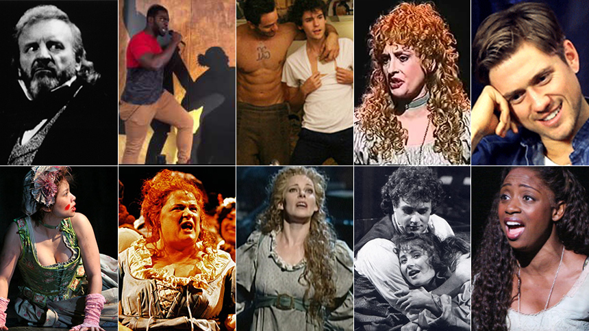 Celebrate 30 Years of Les Miserables with the Ultimate AB...