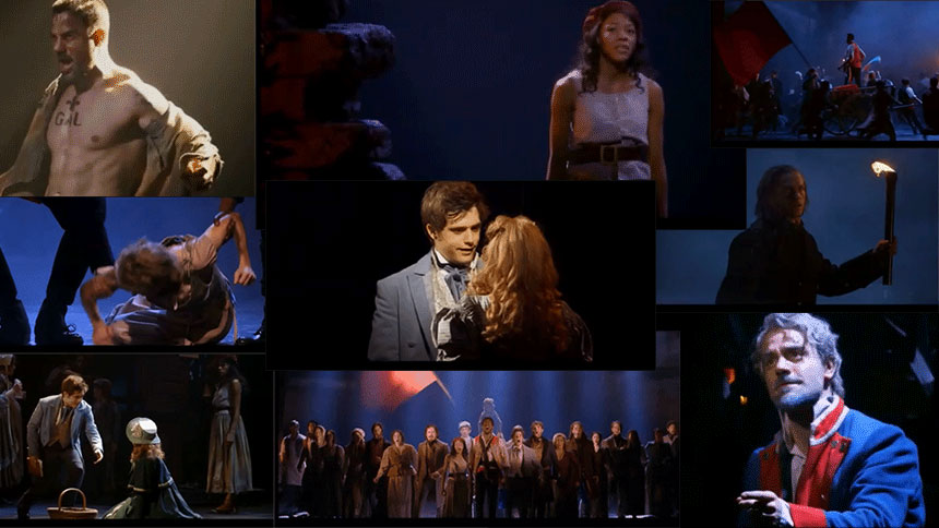 10 GIFS from The New Broadway Revival of Les Miserables