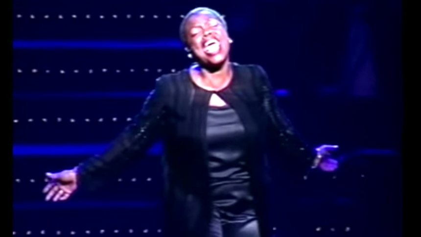 "Hot Clip of the Day: Living for Ms. Lillias White's ""And ..."