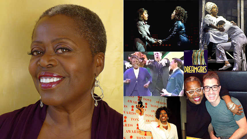 Lillias White Dishes on The Oldest Profession: Broadway Diva