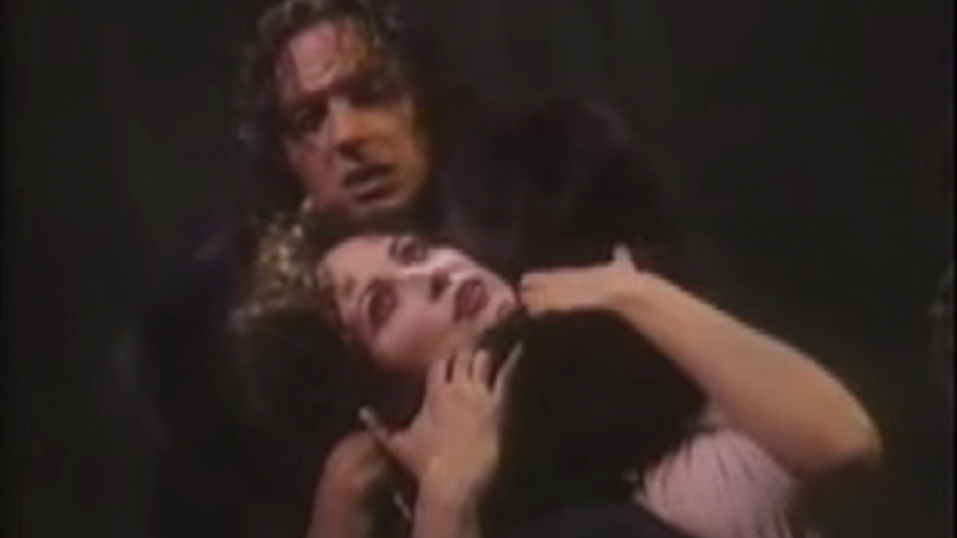 Hot Clip of the Day: #TBT to Linda Eder & Robert Cuccioli...