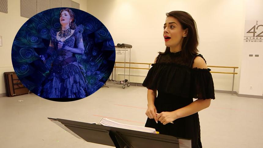 Hear Love Never Dies Star Meghan Picerno Sing & Sound Off...