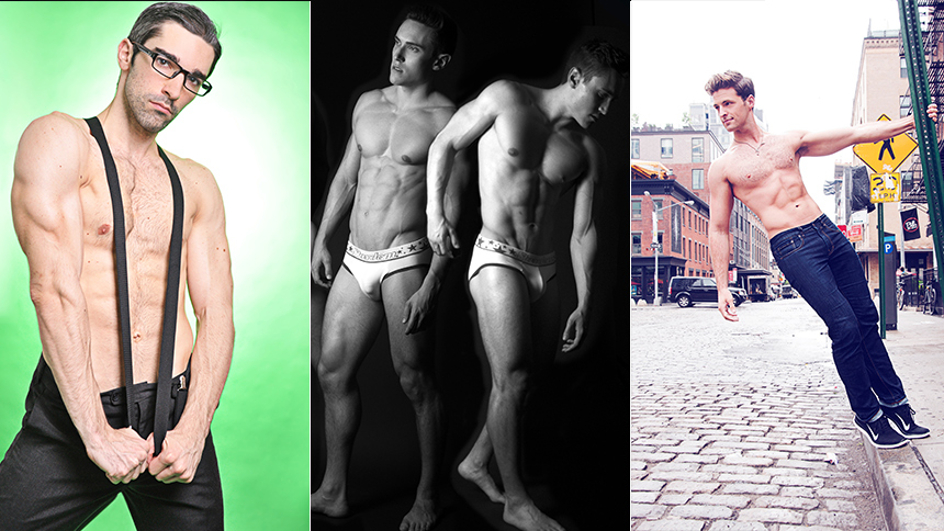 Get a Sneak Peek of Roberto Araujo's Sexy Broadway Photo ...