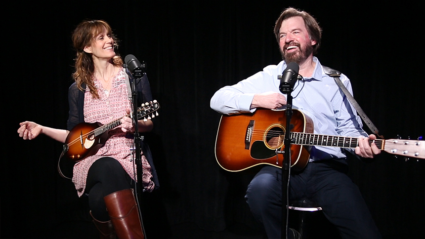 Broadway Unplugged: Maggie Hollinbeck & Scott Wakefield P...