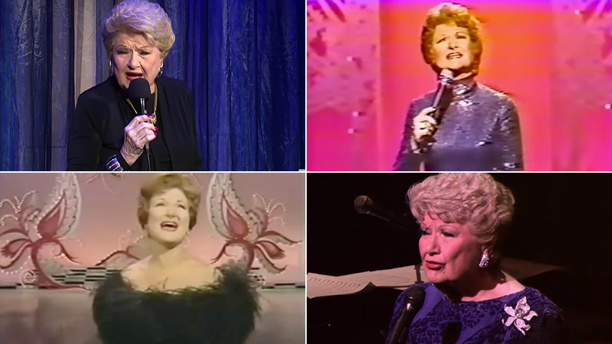 What Makes a Legend? Watch Grammy Nominee Marilyn Maye Th...