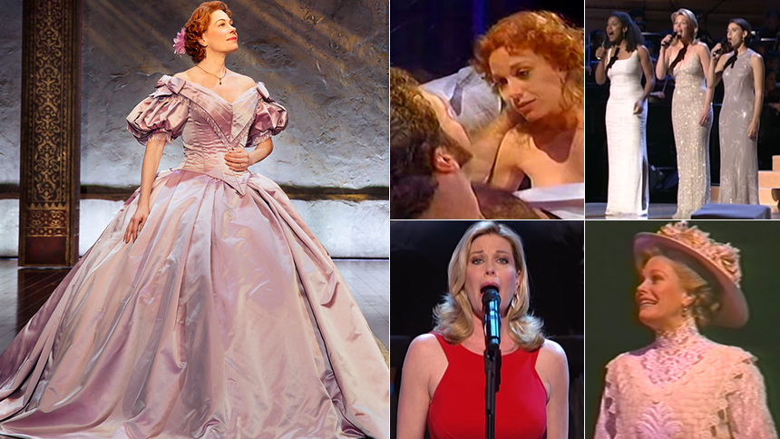 The King and I Star Marin Mazzie Reacts to Six Epic YouTu...
