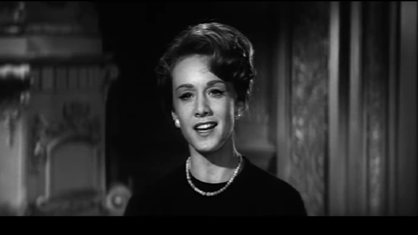 Hot Clip of the Day: The Late Marni Nixon Schools in the ...