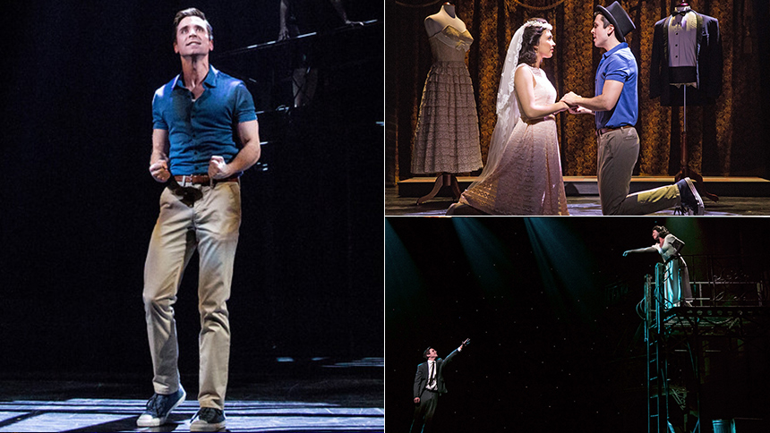 Five Burning Questions with West Side Story Star Matt Doyle