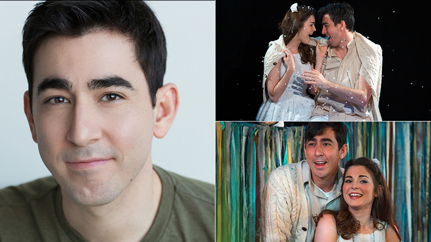 Five Burning Questions with The Fantasticks' Leading Man,...