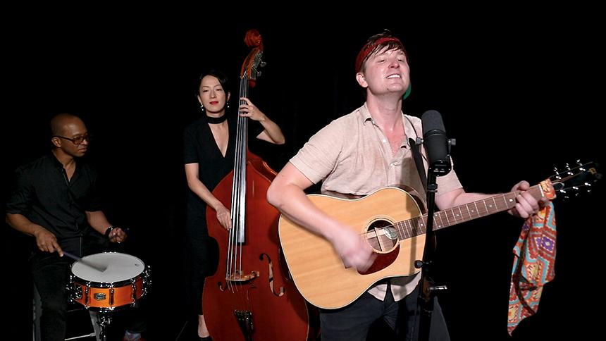 Broadway Unplugged: Smokey Joe's Cafe Star Max Sangerman ...
