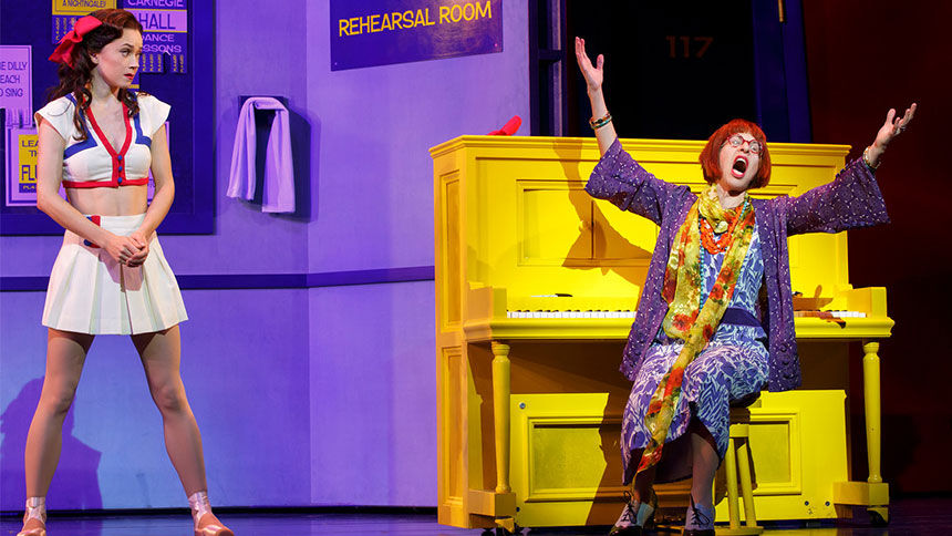 On the Town Duo Megan Fairchild & Jackie Hoffman Bring th...